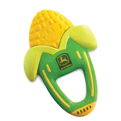 John Deere Infant Massaging Corn Teether $6.88