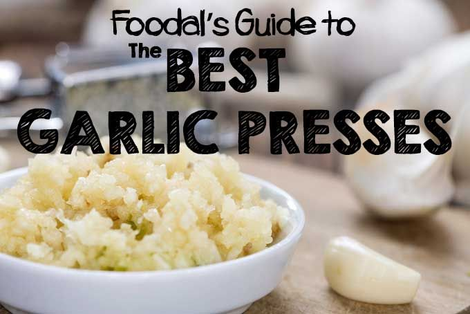To infuse the taste of garlic into your dishes, you need to crush them with a garlic press. Read our guide and find out which is the best model for you.