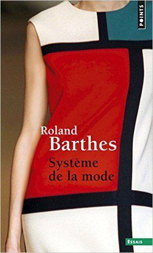 Amazon.fr - Système de la mode - Roland Barthes - Livres