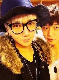 Yesung & su hermoso hermano cute :3 oppa