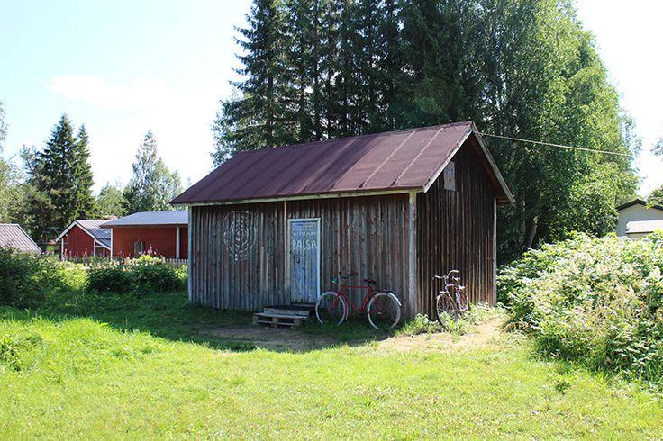 Kalervo Palsa Museum, Palsa's abode in Kittilä, Finland