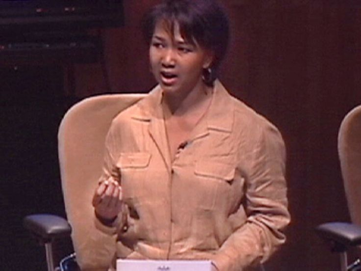 Mae Jemison is an astronaut, a doctor, an art collector, a dancer ... Telling stories from her own education and from her time in space, she calls on educators to teach both the arts and sciences, both intuition and logic, as one — to create bold thinkers.