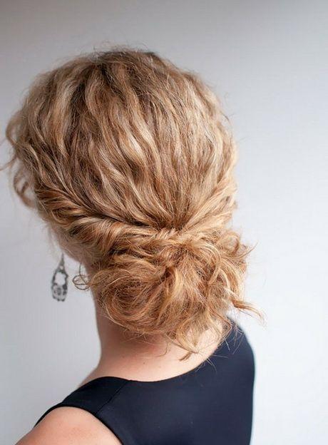 Einfache formale Frisuren für mittleres Haar Schritt für Schritt #Frisur