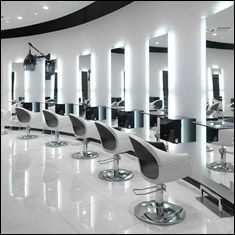 Beauty Salon Design Ideas find this pin and more on beauty salon decor ideas Beauty Hair Salon Design Ideas Salon Supplies Salon Services Nina Salon Pinterest Hair Salons Beauty And Parlour