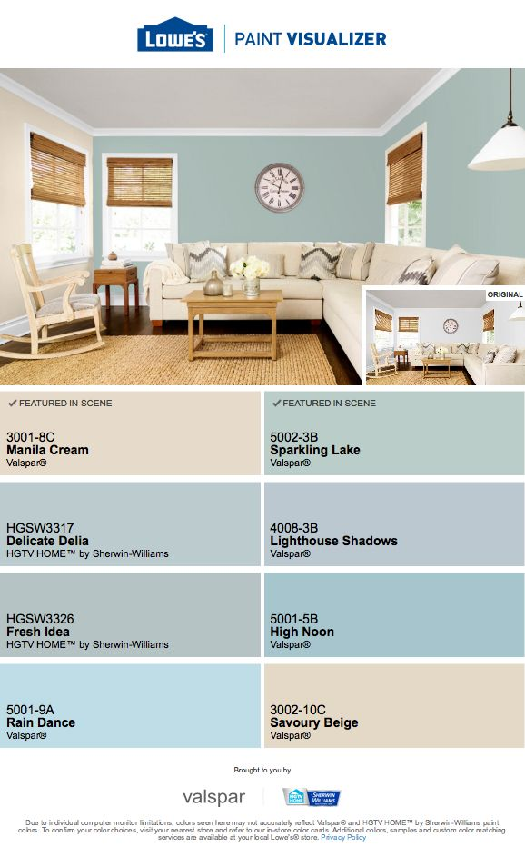 Like The Same Colors Here Too Lowes Paint Colors Bedroom Paint