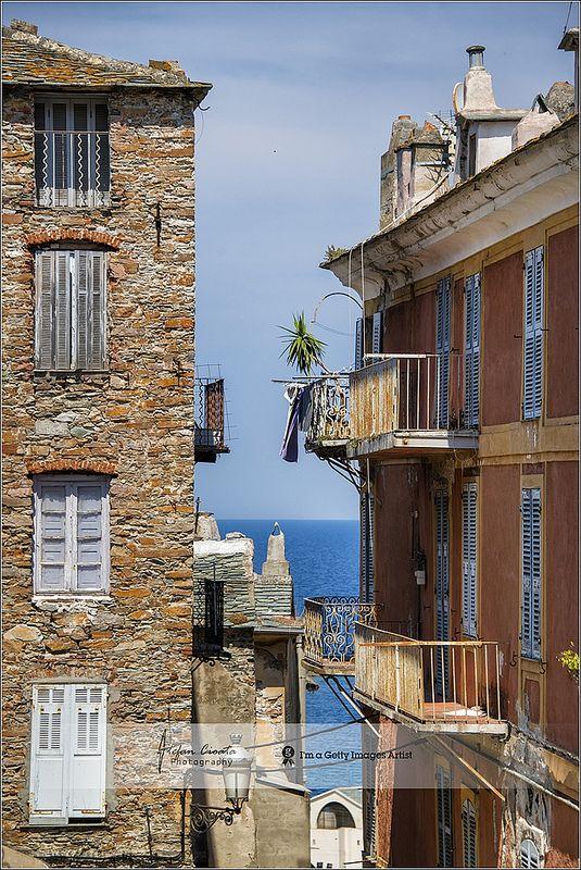 Houses with sea view | Bastia, Corsica