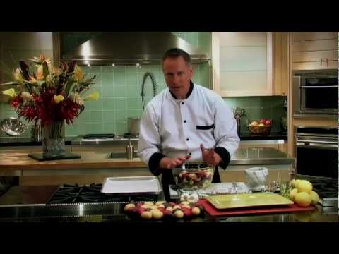 Baked Jerk Potatoes using Klondike Mini Potatoes. Need a taste of the Caribbean? Check out how in this video tutorial from Chef Bryan and Klondike Brand Potatoes.