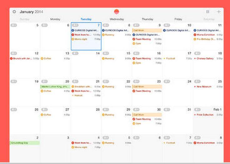 4 Good iPad Calendar Apps to Keep You Organized
