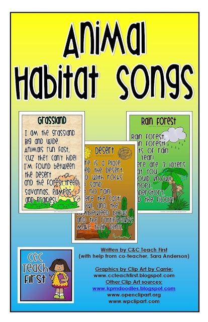 Animal Habitat SONGS