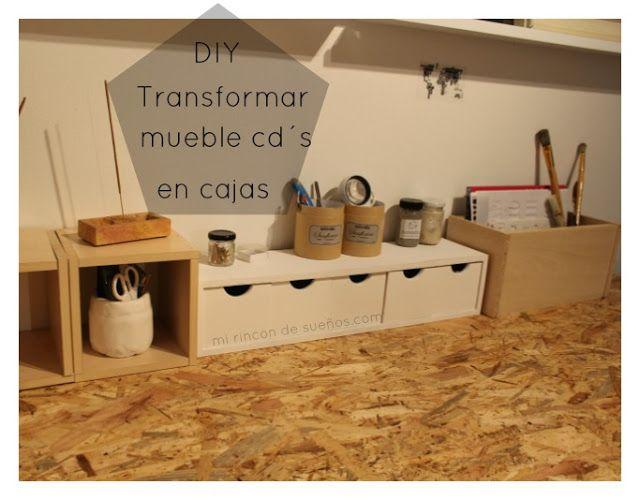128 best dys mi casa images on pinterest - Transformar un mueble ...