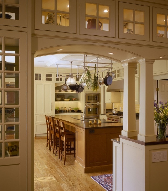 Kitchen Designs The Arch And Kitchens On Pinterest