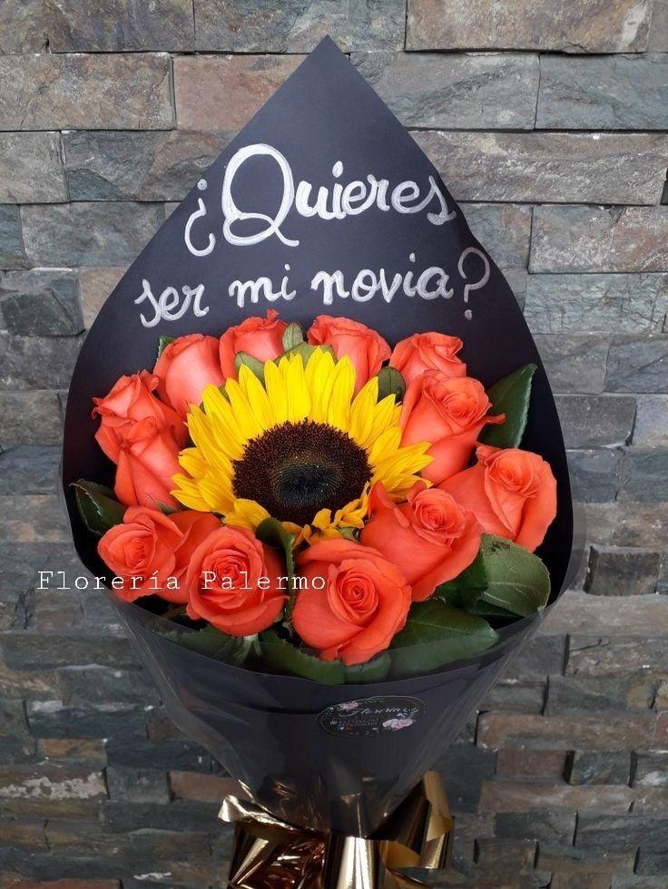39++ Ramo de flores quieres ser mi novia ideas in 2021