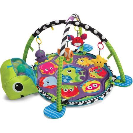 http://www.babygamestoplay.com/category/infantino/ Infantino Grow-with-Me Activity Gym & Ball Pit - Walmart.com