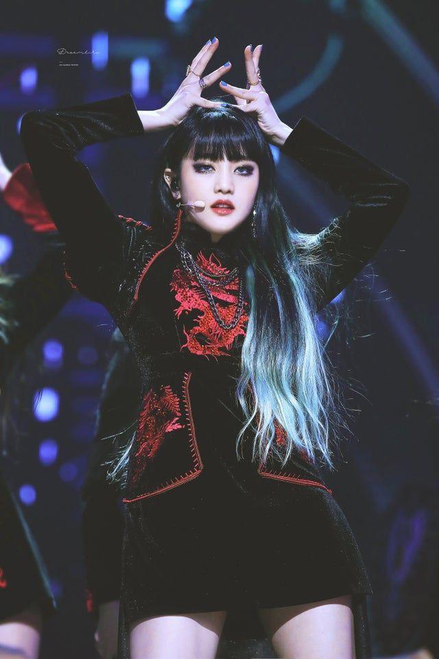 G I Dle Minnie In 2020 Kpop Girls Minnie Kpop