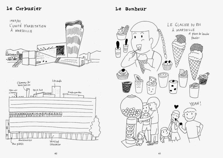 Shiuan-Wen Chu's Graphic Novels: Chu Cat Chronicle, number 5, pg 40-41
