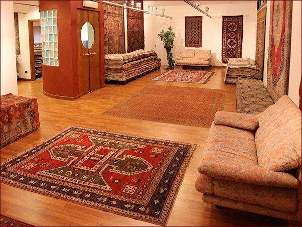 gb-rugs show room , Padua Italy THE BEST OF ANTIQUE CAUCASIAN RUGS