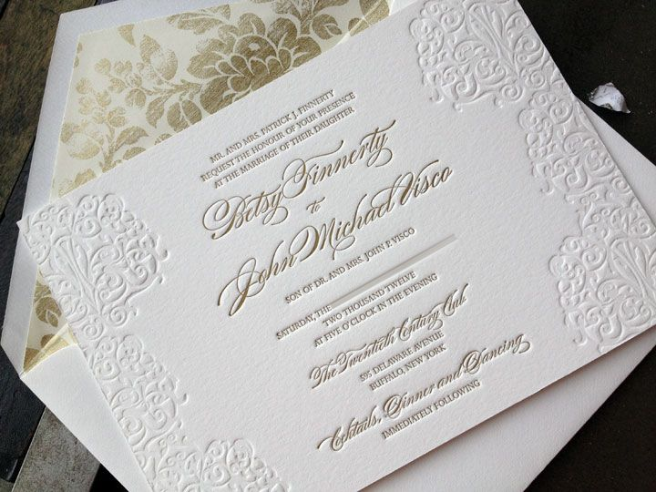 Elegant Wedding Invitations With Lace 292 The Wedding Gallery Elegant  Wedding Invitations 720x540