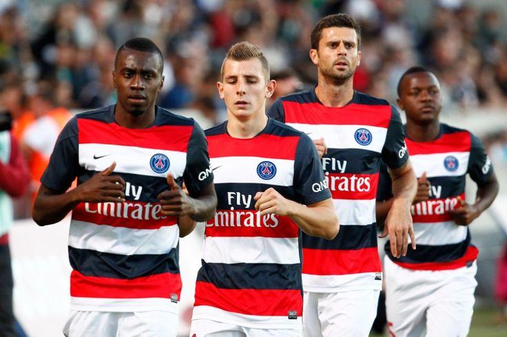 Photo - Bordeaux - Paris : 0-2 - psg.fr - maillot entrainement du PSG