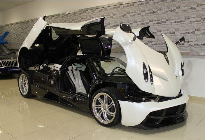 Prototype 0: Pagani Huayra For Sale in Dubai by Al Ameer Motors