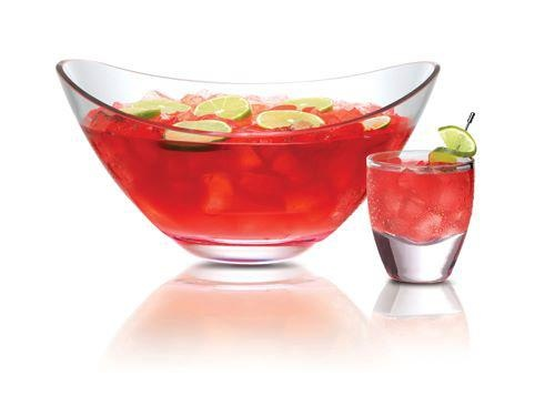 """The party could use a little punch! Try the """"Three Olives Loopy Punch""""   1/2 oz Fruit Syrup  2 oz Three Olives Loopy   1 oz Fruit Juice  1 oz Ginger Ale  Mix all ingredients, pour over ice and enjoy!"""