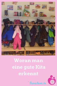 Woran man eine gute Krippe erkennt und worauf man bei der Wahl der Kinderbetreuung achten sollte, lest Ihr hier. #Kita #Fremdbetreuung