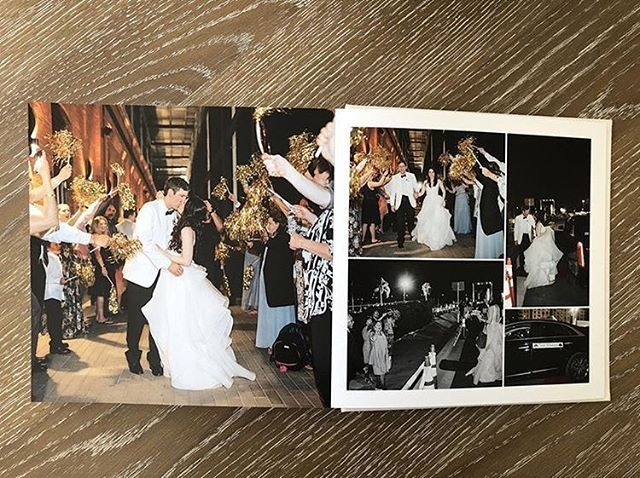 Want A Beautiful Wedding Album From Your Wedding Day But Don T Have The Energy For A Diy Wedding Album Wedding Photo Albums Wedding Album Wedding Photo Books