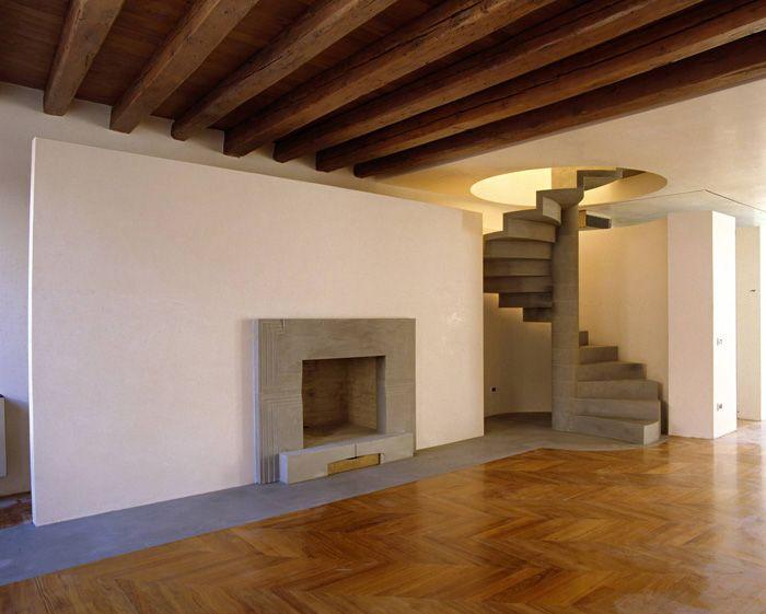 Pi di 25 fantastiche idee su scale in pietra su pinterest - Scale per esterni in pietra ...