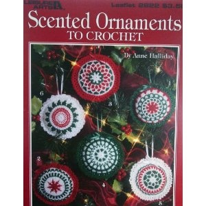 Scented Ornaments to Crochet