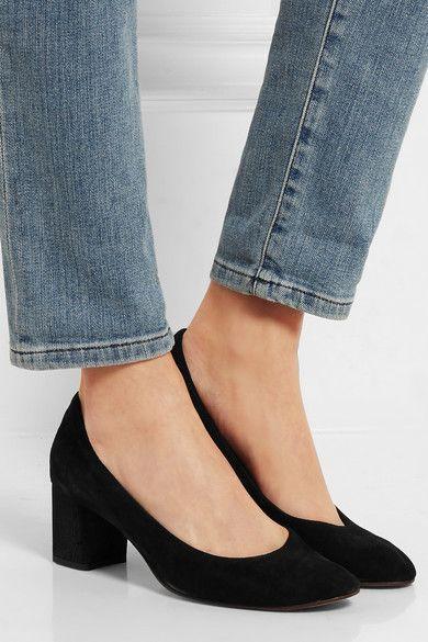 Black Block Heel Shoes Site Macys Com