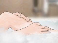 bain moussant maison