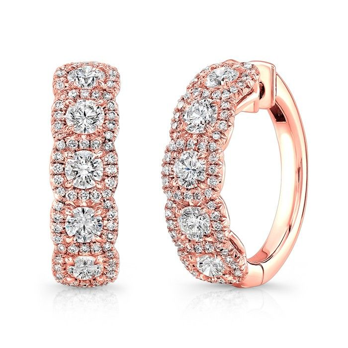 #Rahaminov #diamonds #RahaminovDiamonds #earrings #fashion #style #jewelry #finejewelry #Forevermark @forevermark