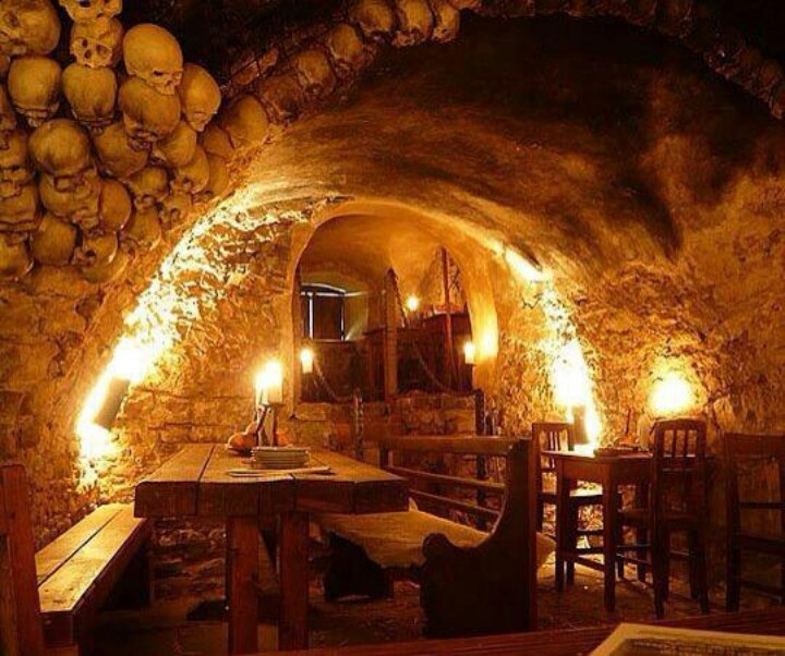 A actual pub in Prague