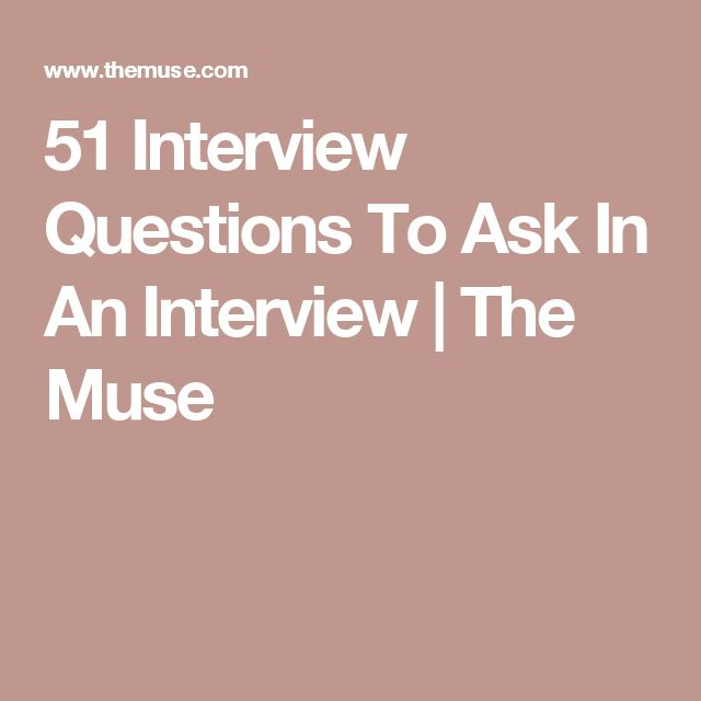 questions to ask on job interview