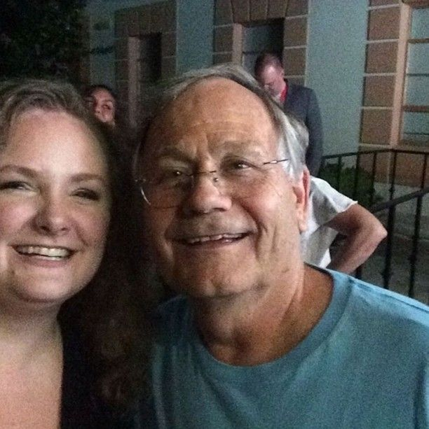 Stephanie and one of her greatest musical influences Dr.Ingo Titze! Dr.Ingo Titze is one of the leaders in vocal science vocology and everything to do with making a beautiful voice.  #LasVegas #SingPro #VocalCoach #LearntoSing Via http://bit.ly/25BZgD0