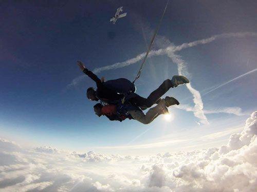 #Skydiving - Sport Découverte - Tumblr - Avis Sport Découverte