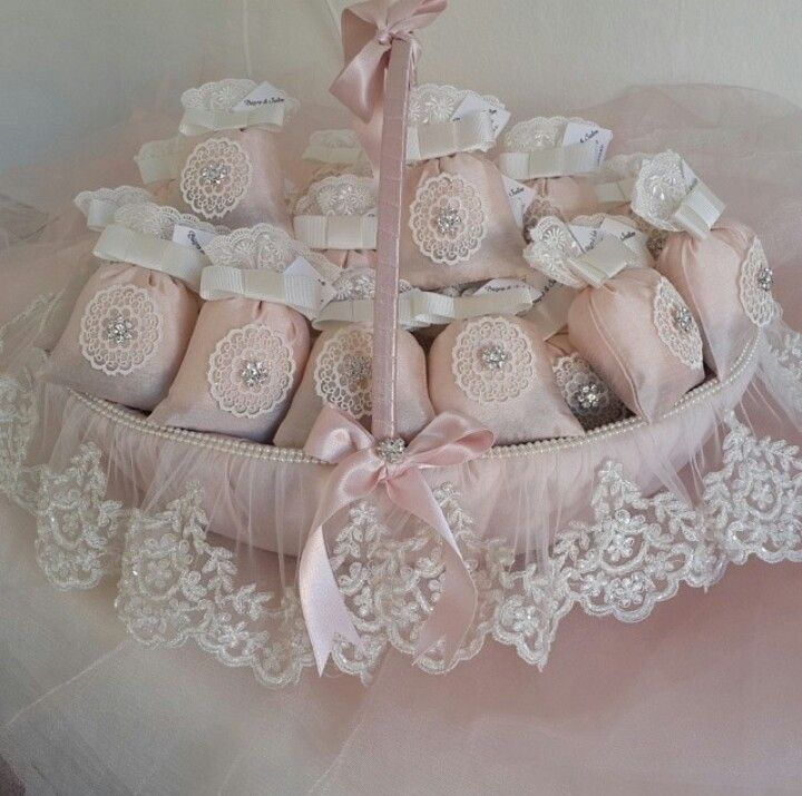 Most Beautiful Sachets - Lovely Lace