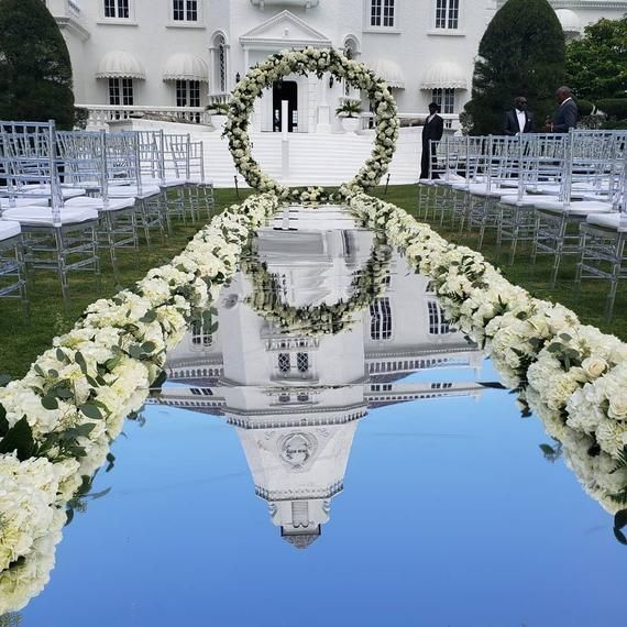 6 6ft Wide Personal Mirrored Reflection Aisle Runner Engagement Decorations Idea Church Wedding Items In 2020 Engagement Decorations Aisle Runner Wedding Aisle Runner
