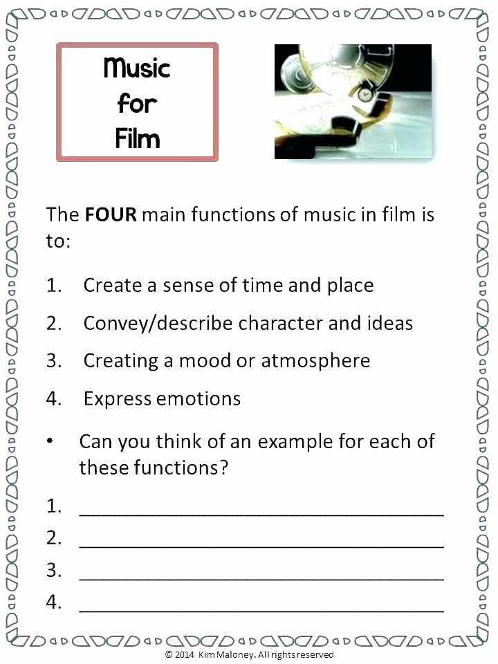 Main Idea 3rd Grade Worksheets orchestra Note Reading ...