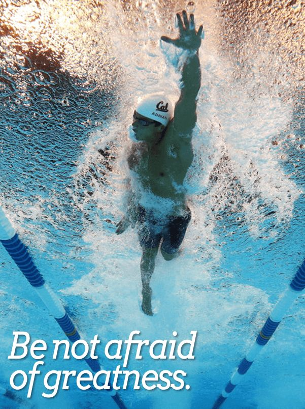 5 Motivational Swimming Posters to Get You Inspired | http://swimswam.com/5-motivational-swimming-posters-to-get-you-fired-up/