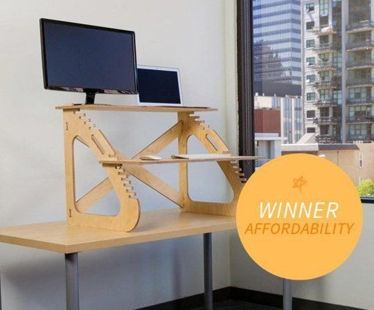 Workspace Winners: A Guide to the Best Affordable Standing Desks | Apartment Therapy