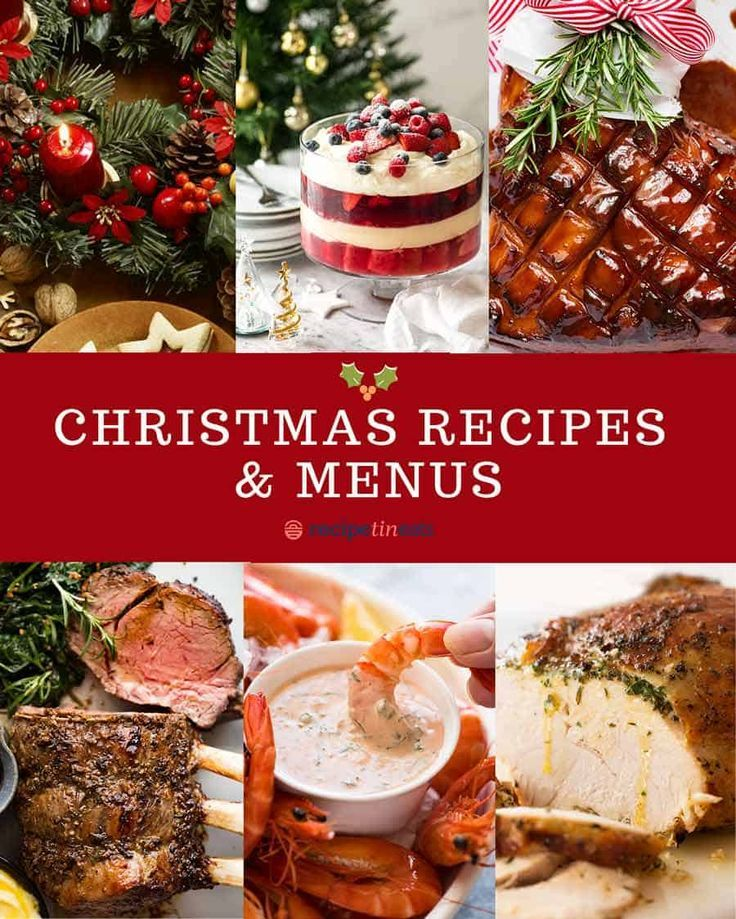 Christmas Recipes And Menus In 2020 Recipetin Eats Christmas Food Christmas Cooking