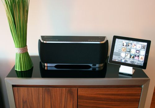 UK start-up Musaic unveils wireless hi-fi system at CES 2014 www.musaic.com