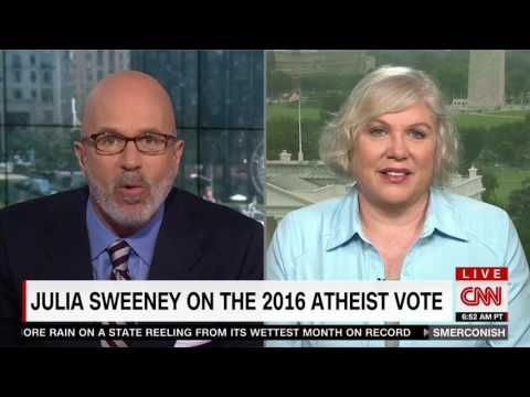 Julia Sweeney on Atheist rally in DC - VIDEO - http://holesinthefoam.us/julia-sweeney-on-atheist-rally-in-dc/