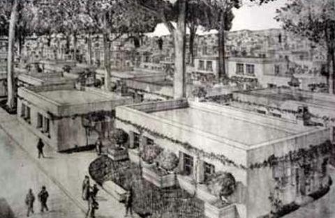 TONY GARNIER (1869-1948): LA CITÉ INDUSTRIELLE.