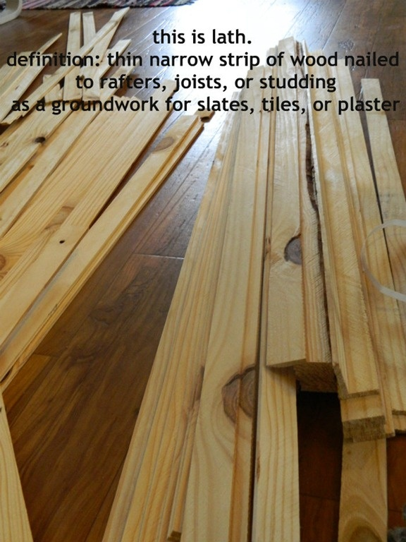 Achieve fabulous cheap flooring for so much cheaper then traditional  hardwood! An inexpensive DIY cheap flooring idea!