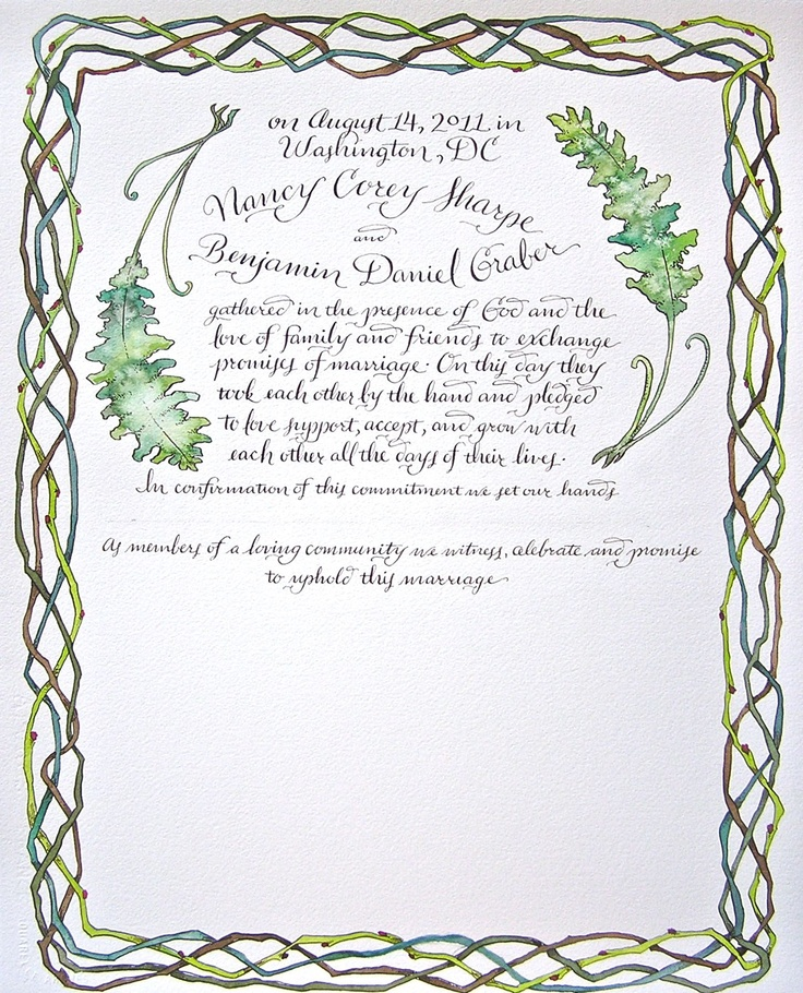 Best images about calligraphy certificates on pinterest