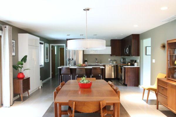 Midcentury Modern Family Home Renovation Sweet