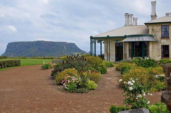 Highfield House: Historic Stanley ~ photo by Carol Haberle; article for think-tasmania.com ~ #Stanley #history #Tasmania