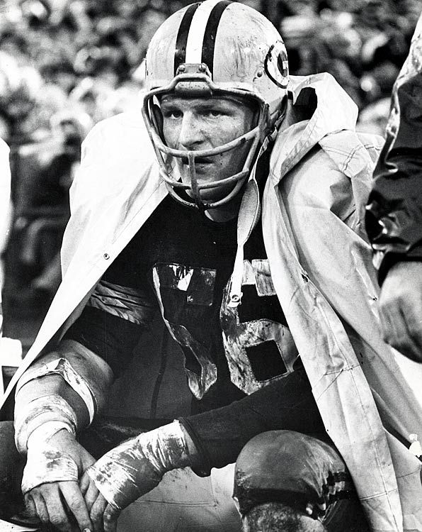 ray nitschke | Ray Nitschke - 1968 - Rare NFL Photos by the late Vernon Biever ...