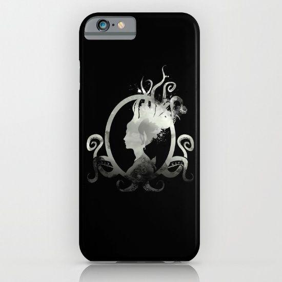 Lady Lovecraft iPhone & iPod Case by Erika Biro | Society6